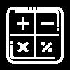 Calculators_white